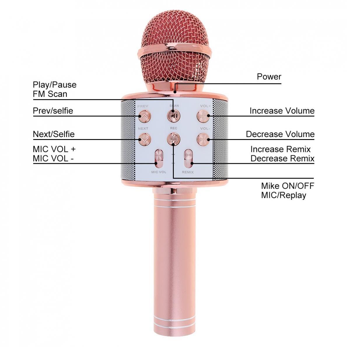 3 STÜCKE Mini 3,5mm Stereo Mikrofon Für PC Aufnahme Handy Studio Karaoke