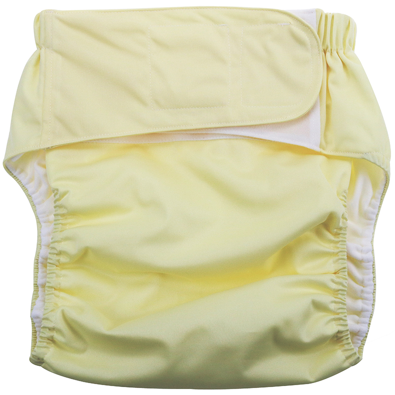 Купить с кэшбэком 3pcs Reusable adult diapers for the elderly and the disabled, adjustable TPU jacket Waterproof incontinence pants underwear D20