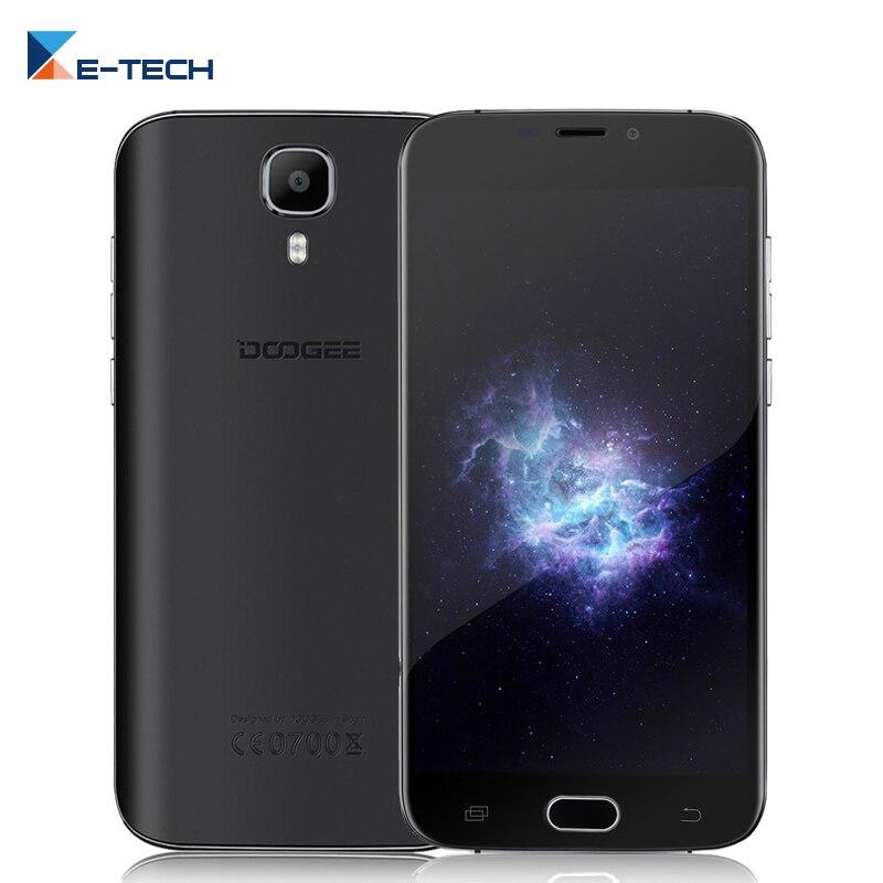 bilder für Ursprüngliche Doogee X9 mini Smartphone Android 6.0 MTK6580 Quad Core 5,0 zoll HD Bildschirm 1 GB RAM 8 GB ROM 3G FDD LTE Mobilen telefon