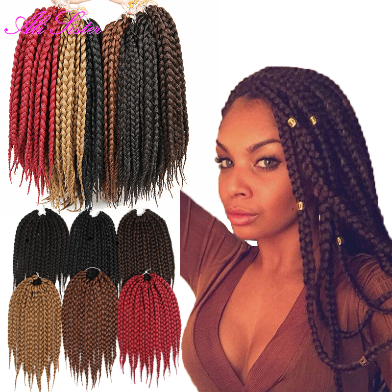 natural color box braids hair expression