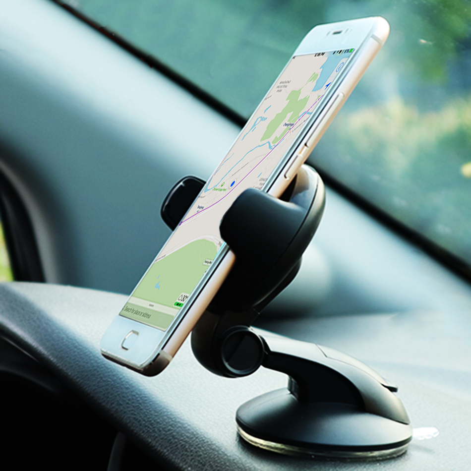 Car Phone Holder For Xiaomi Mi9 A2 A1 Mi 9 8 6 5 S2  Xaomi Redmi 7 6a 6pro 5a 4x 4a 3s Car Holder 360 Rotation Car Phone Support