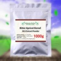 [Anti Cancer] 1000g Vitamin b17 Supplement,Bitter Apricot Kernel Extract Powder 20:1,Amygdalin Laetrile,Bitter Almond