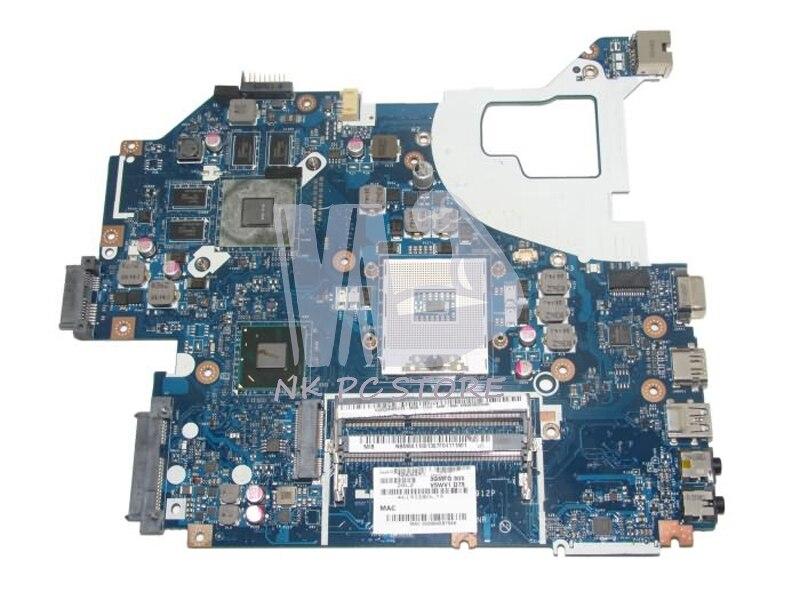 NBM7D11001 NB.M7D11.001 For Acer aspire V3-571G Laptop Motherboard Q5WV1 LA-7912P DDR3 GeForce GT730M GPU женские сапоги ecco 351123 14 11001 01220