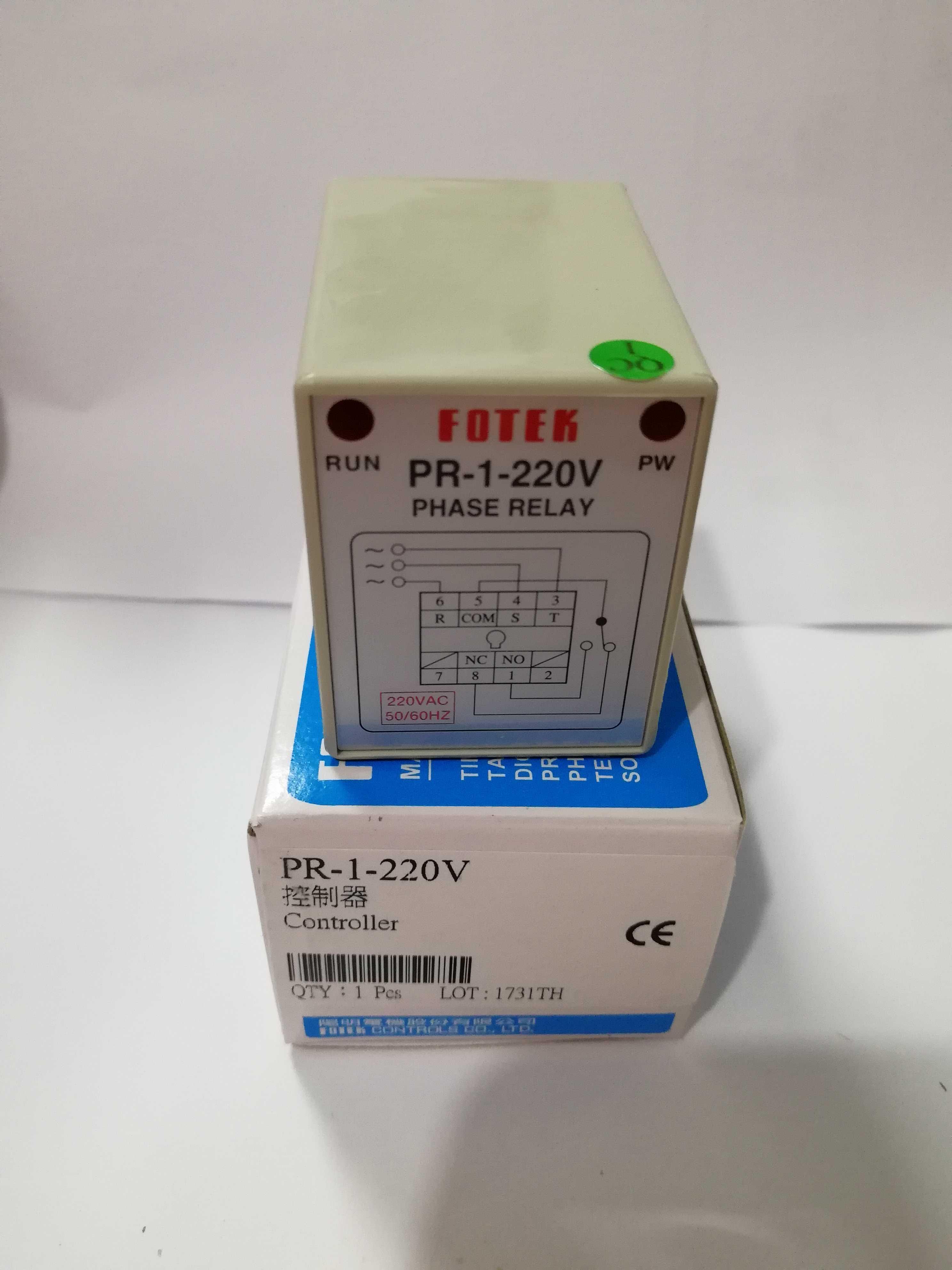 New imported PR-1-220V photoelectric controller pr-1-220v