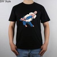 Vui Mma Judo Jujitsu t-shirt Đầu Tinh Khiết Bông Men T Shirt