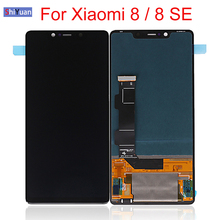 5.88 Touch Screen for Xiaomi 8 SE Mi8 Mi8i LCD Display Digitizer Assembly Replacement For