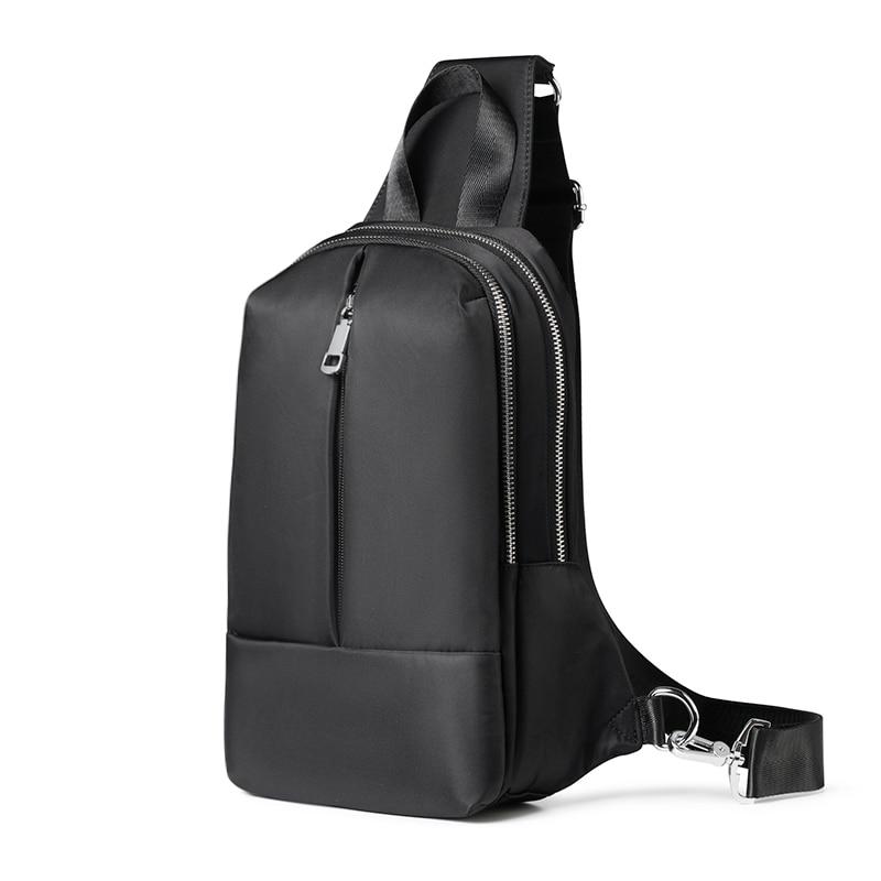 100% QualitäT Männer Brust Tasche Crossbody-tasche Usb Lade Kurze Reise Wasser Abweisend Pack Tasche Multifunktions Für Männer