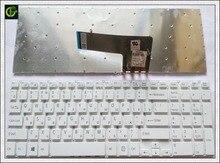 Russian RU Keyboard for Sony VAIO SVF152C29V SVF153A1QT SVF152 SVF15A100C SVF152100C SVF153 SVF1521Q1RW  White keyboard