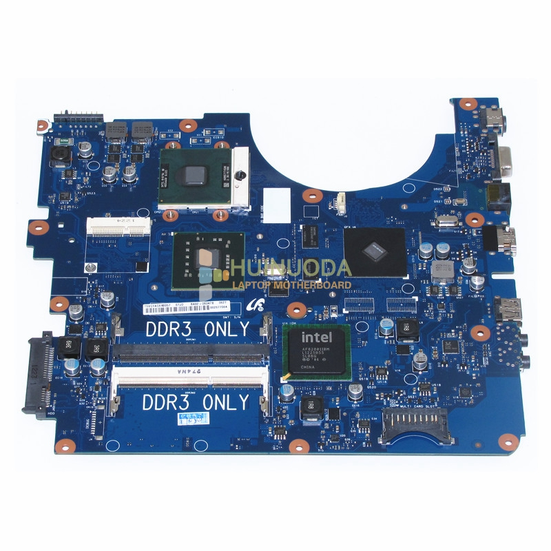 BA92-06347A BA92-06347B Laptop Motherboard For samsung NP-R730 R730 Main Board PM45 DDR3 GT310M Free CPU ba92 05127a ba92 05127b for samsung np r60 r60 laptop motherboard ddr2 intel ati rs600me