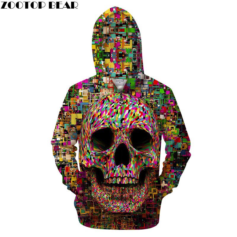 Wolf family Zipper Hoodies 3D Hoodie Men Women Hoody Harajuku Sweatshirt Streatwear Tracksuit Pullover Coat Hooded Hoodie