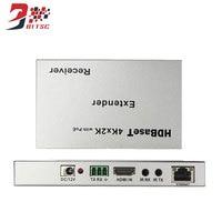 1080 P Extender HDMI 100 м RJ45 по TCP/IP Cat5e/6 ethernet передатчик и приемник 4 К кабель HDMI