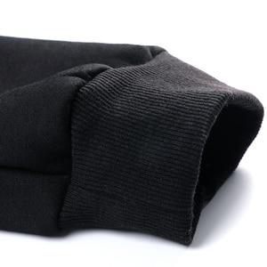 Image 5 - YIHUAHOO Winter Pants Men 6XL 7XL 8XL Casual Thick Fur Lining Warm Sweatpants Fleece Elastic Trousers Hoodie Track Pants Men