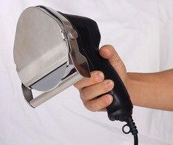 Горячая продажа гарантированное качество нож для Донер-кебаба с двумя лезвиями Электрический Нож для кебаба Shawarma Gyros Cutter 220 V/110 V