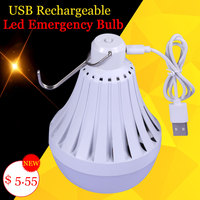 USB Rechargeable LED Light Bulbs E27 220V 12W 20W 30W Outdoor Emergency Lamp Led E27 Energy