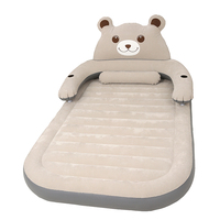My neighbor totoro mattress beanbag tatami Single and double air mattress in bedroom domestic The cartoon bear chair bed