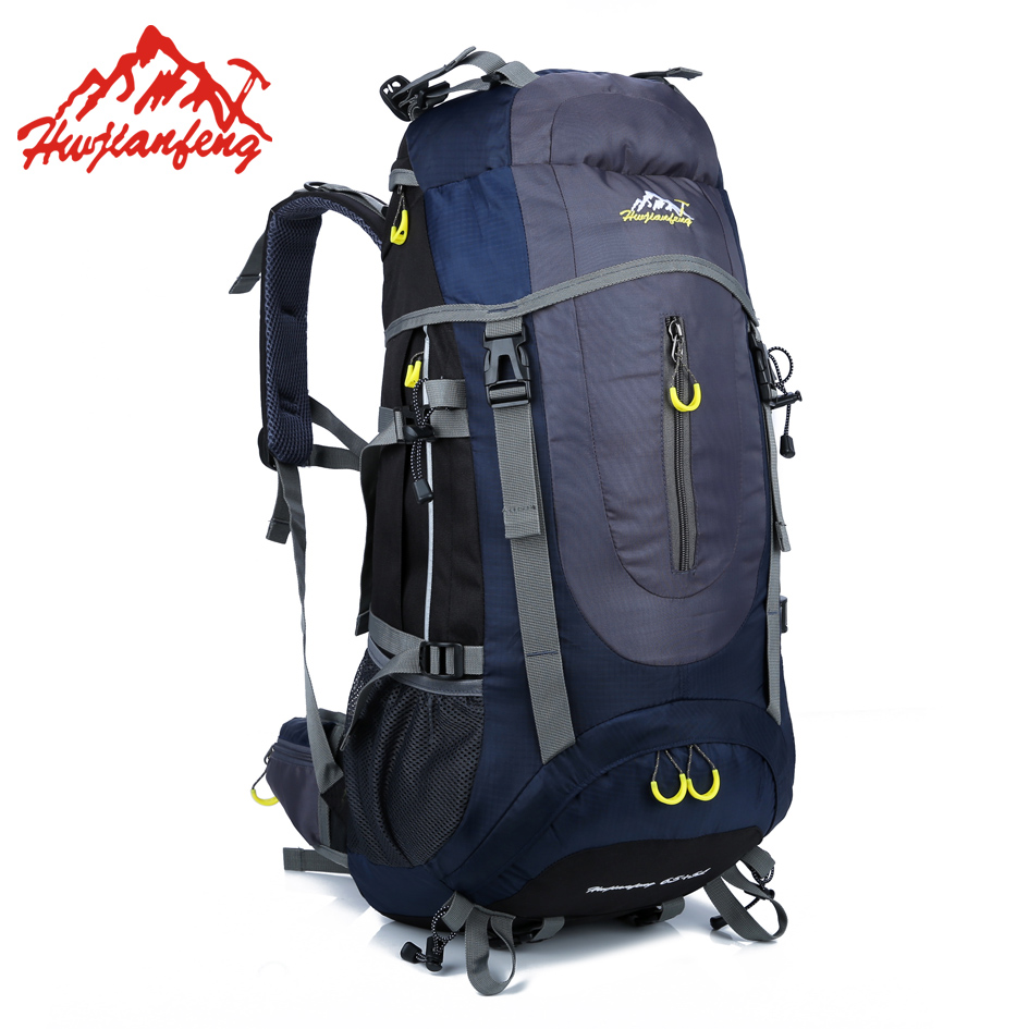 35L 80L Outdoor Camping Cycle Hike Backpack Waterproof Rucksack Bike Bag Lot