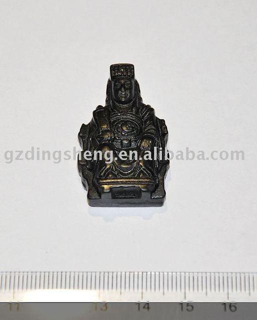 iron stone pendant semi precious stone carving crafts