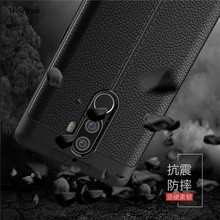 WolfRule Lenovo K8 Note Case Lenovo K8 Note Cover Shockproof Luxury Leather TPU Case For Lenovo Vibe K8 Note Fundas 5.5
