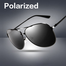 Mens Oversized Sunglasses Polarized Brand Designer Driving Sun Glasses for Men Eyeglasses Oval Shades
