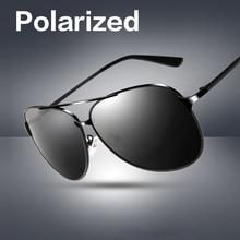 Висококвалитетне пилотске сунчане наочале мушкарци бранд десигнер 2016 возећи поларизоване сунчане наочаре 100% УВ400 лунета де солеил фемме хомме
