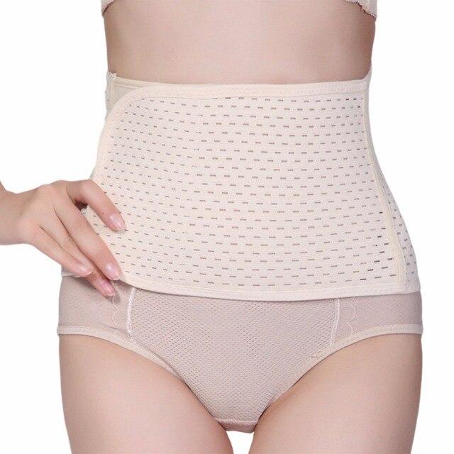 137c650c479df بعد الحوامل بعد الولادة مدرب خصر ملابس داخلية للتنحيل الخصر أربطة  الكورسيهات محدد شكل الجسم النساء