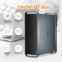 CHUWI GT Box Windows 10 Game Mini PC Intel I3 5005U Intel HD Graphics 5500 2.5 Inch HDD 1TB SSD 2.4GHz/ 5GHz WiFi 1000Mbps BT4.2