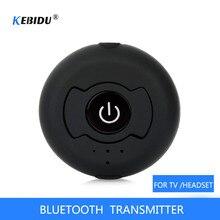 """רב נקודת AUX 3.55 מ""""מ אלחוטי אודיו Bluetooth משדר מוסיקה סטריאו מתאם עבור טלוויזיה חכם מחשב DVD MP3 Bluetooth 4.0 כפול"""
