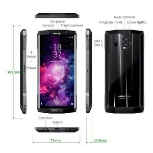 "Image 5 - HOMTOM HT70 10000mAh Batterie 6,0 ""HD 18:9 Bildschirm Smartphone MTK6750T Octa Core 4G RAM 64G ROM 16MP + 5MP Dual Cam 4G handy"