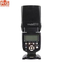 YONGNUO YN-560III YN-560 III YN 560 III 2.4 ГГц Беспроводной триггер Вспышка Speedlite для Canon Nikon Бесплатная доставка с