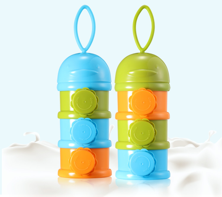 Gl Milk Formula Powder Box Portable Baby Food Storage Container Pp Grade Safe Material Dispenser Bottle In T From Mother