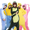 Hot!!!!! Unisex Adult Anime Pajamas Cosplay Costume unicorn onesie Sleepwear pikachu cartoon pajamas chinese market online