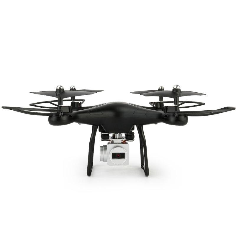 Drone RC caméra HD quadrirotor WiFi FPV 2.4G Mode sans tête vol aérien télécommande jouets enfants enfants cadeau - 6