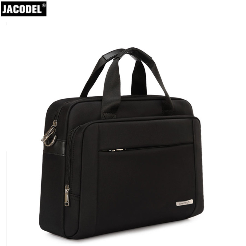 Jacodel Business Laptop Briefcase for 12 13 13.3 14 inch Laptop Bag for Women 14 inch Notebook Computer Bag Unisex shoulder Bags jacodel laptop bagpack 15 inch notebook backpack travel case computer pc bag for lenovo asus dell notebook 15 6 inch school bags