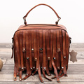 Designer Handbags High Quality Head Layer Cowhide Retro Small Bag Genuine Leather Trunk Totes Tote Vintage Soft & Crossbody Bags