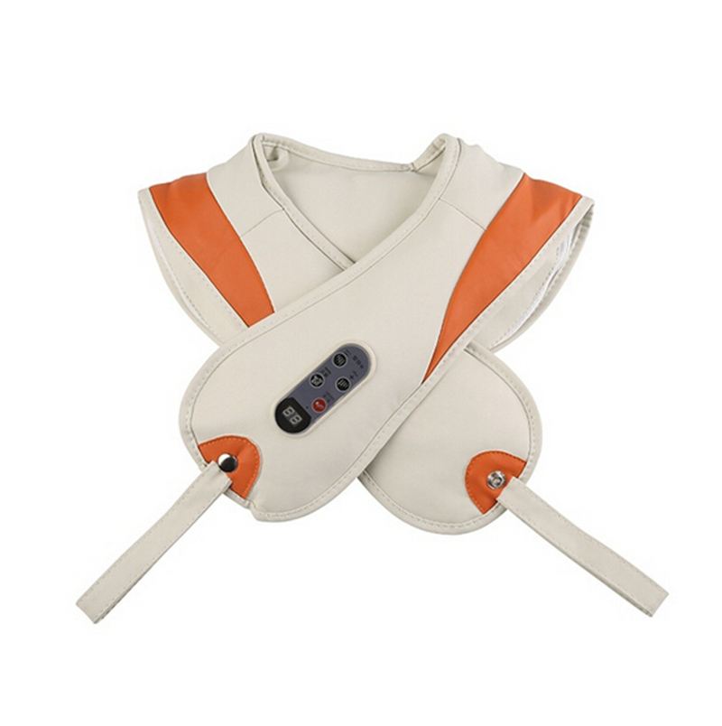 Neck and Shoulder Massager with Heater Relax Business Man and Woman