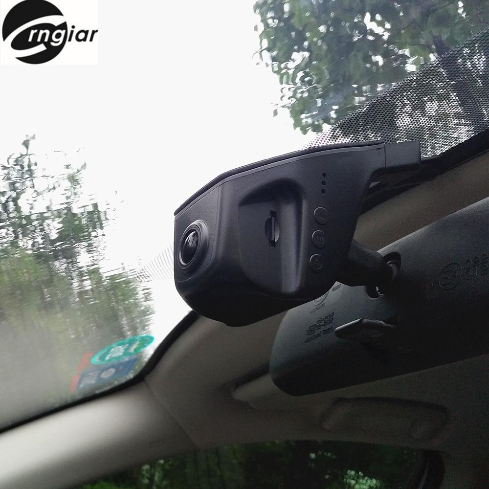 Crngiar HD 1080P Wifi dash camera DVR Camera for Polo Passat Touran Tiguan Jetta Bora Golf