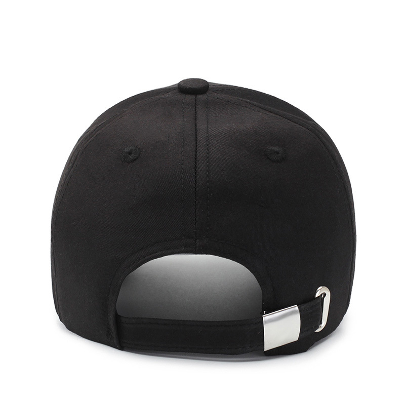 pretty cool fast delivery newest collection NORTHWOOD] 2019 New Letter Black Cap Cotton Baseball Cap Women ...