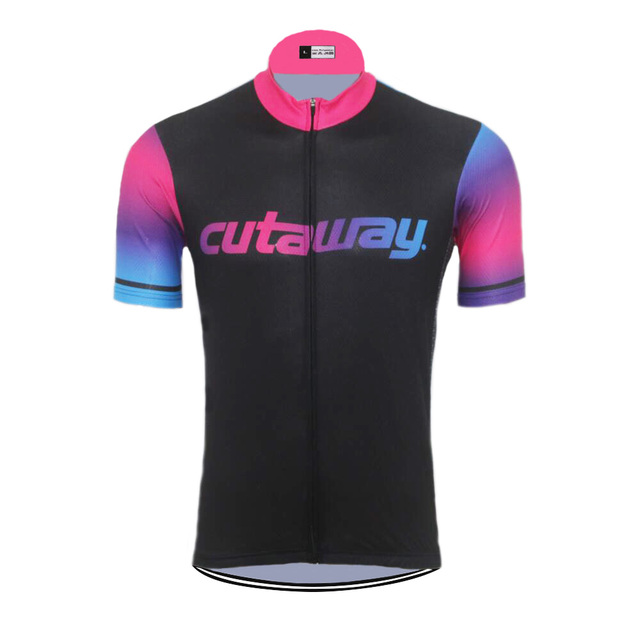 3f3283a29 2018 NEW Cycling jersey men Short sleeves Mountain Bike Wear jersey ropa  Ciclismo Team Summer Breathable cycling clothing