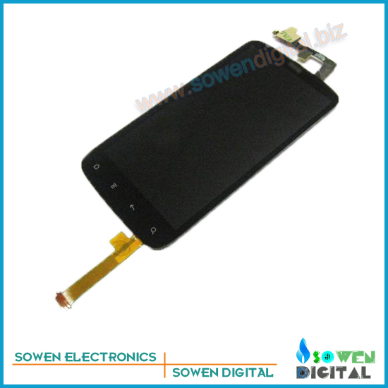ФОТО for HTC G14 Z715E Sensation XE G18 LCD display screen with touch screen digitizer assembly full set