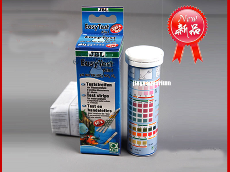 Online buy wholesale silver test kit from china silver for Fish tank test strips