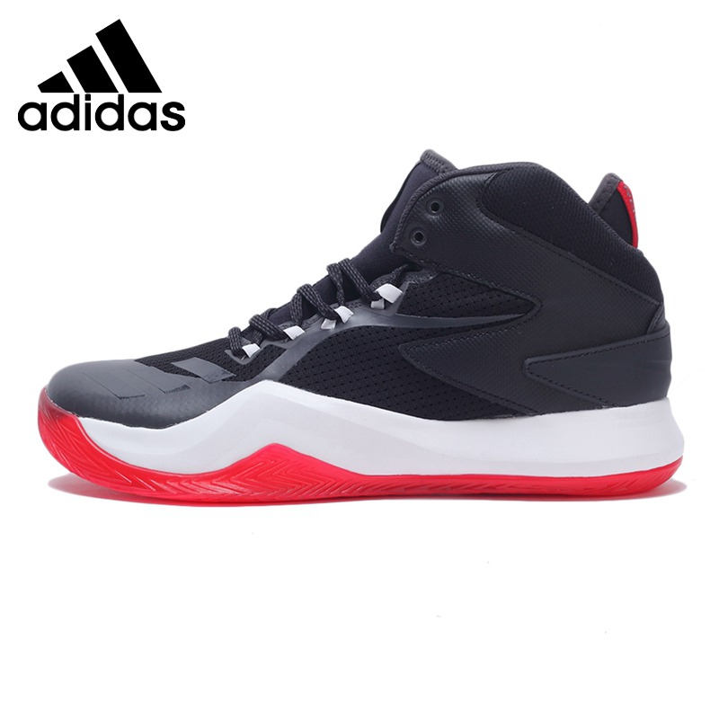 Original New Arrival Adidas Men's High top Basketball Shoes Sneakers