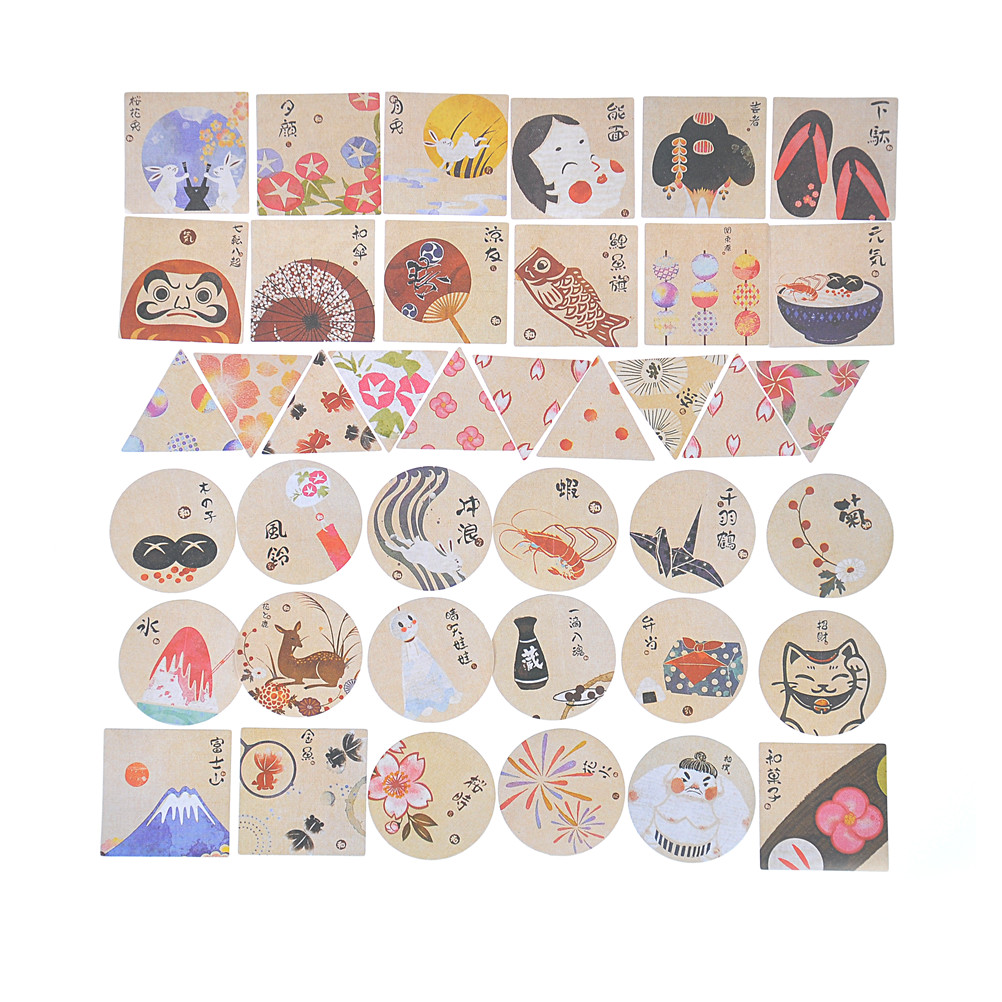 40 Best American Stationery Gifts Images On Pinterest: 40 Pcs/lot Kawaii Stationery Vintage Pattern Diy Diary