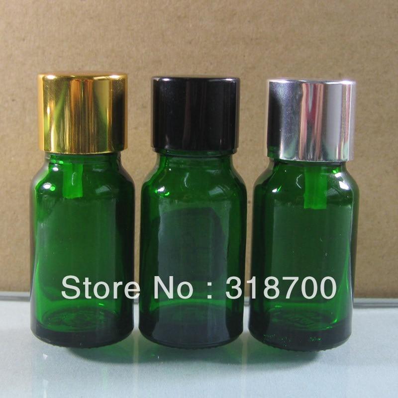 Пустая DIY 15 мм Янтарное стекло эфирное масло бутылка с капельницей, 15cc стеклянная капельница bottle15ml косметический контейнер