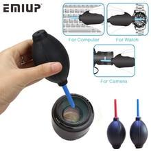 3 in 1 Taşınabilir Kamera Temiz Kiti Temizleme Bezi Kamera Temizleyici Kalem Hava Blaster Fan Aksesuarları Set için Kamera Klavy...