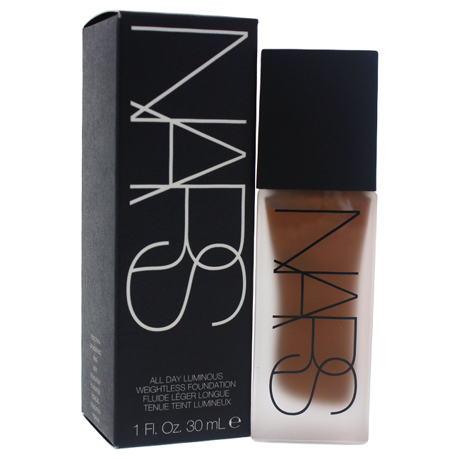 All Day Luminous Weightless Foundation - # 2 New Orleans/Dark by NARS for Women - 1 oz Foundation new matrix foundation workbook