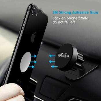 5pcs/1pc/lot Metal Plate Disk For Magnet Car Phone Holder iron Sheet Sticker For Magnetic Mobile Phone Holder Car Stand Mount 1