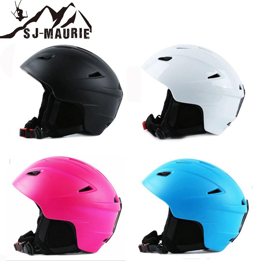 Sj-maurie nouveau casque de Ski hommes et femmes professionnel casque de neige intégré extérieur adulte Snowboard casque 55-61 cm
