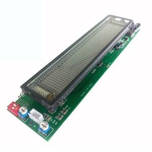 Image 2 - VFD FFT Music Spectrum Level Audio Indicator rhythm LED Display VU Meter Screen OLED For 12V 24V car mp3 Amplifier Board