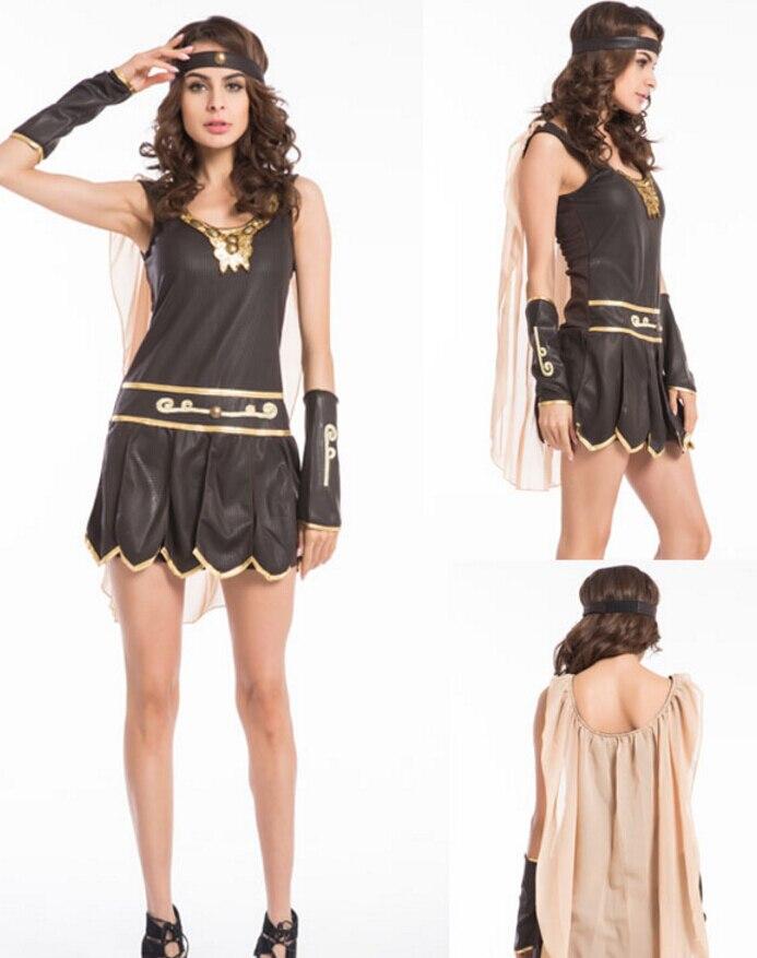 Greek PVC Warrior Medieval Type Fancy Dress Accessory Shield Roman Soldier