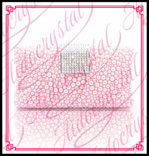 Aidocrystal 2016 Mode frauen Rosa Perle Perlen abendtasche Wunderschöne Frauen Kupplungen Brauthochzeitsfest Tragen Handtasche